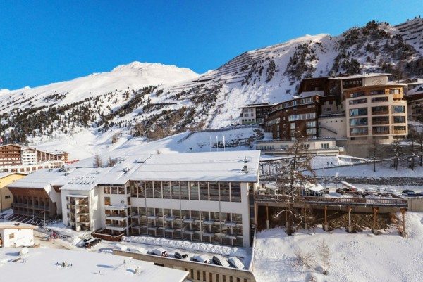 Skiopening Obergurgl